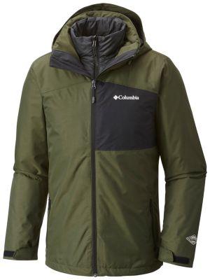 Men's Aravis Explorer™ Interchange Jacket | Tuggl