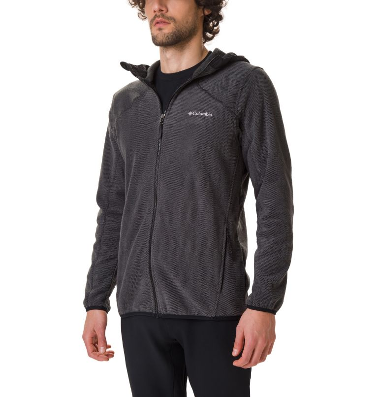 Men's Tough Hiker™ Full-Zip Hooded Fleece Men's Tough Hiker™ Full-Zip Hooded Fleece, a1