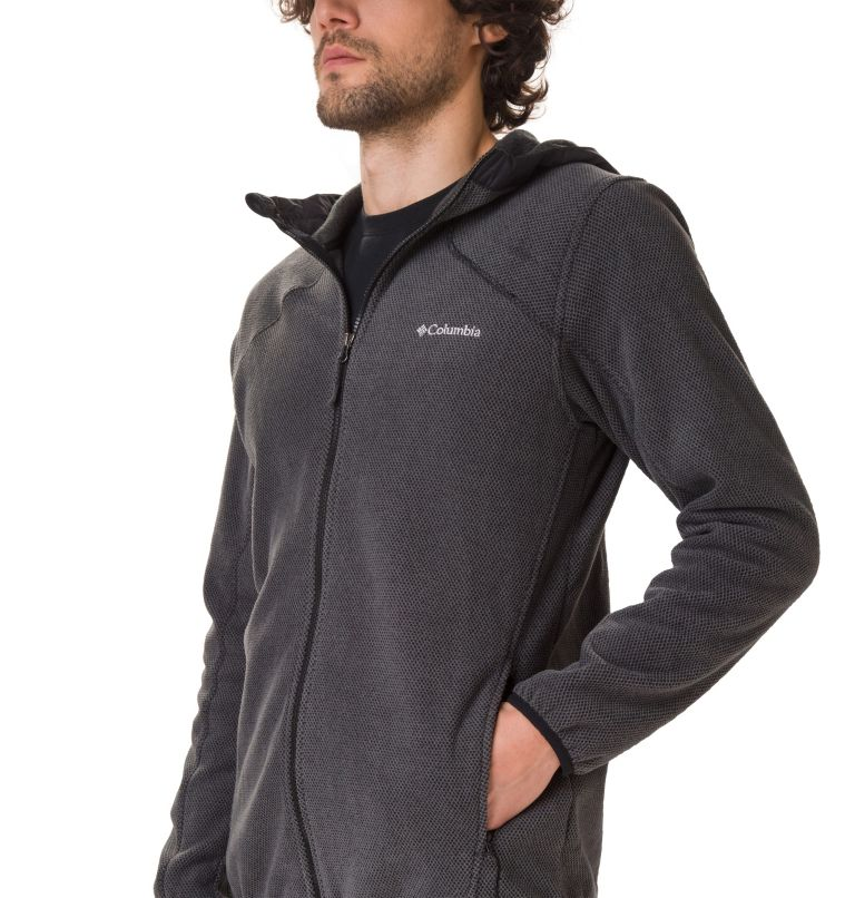 Men's Tough Hiker™ Full-Zip Hooded Fleece Men's Tough Hiker™ Full-Zip Hooded Fleece, a2
