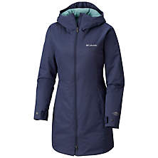 Columbia Women's Autumn Rise Mid Jacket (Nocturnal)