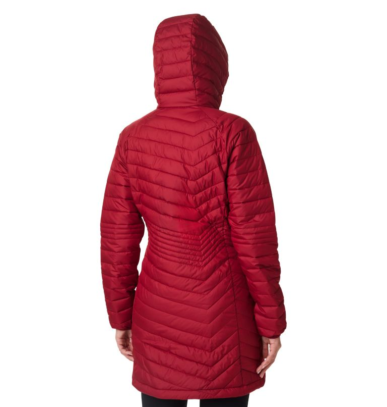 Women's Powder Lite™ Mid Jacket Women's Powder Lite™ Mid Jacket, back