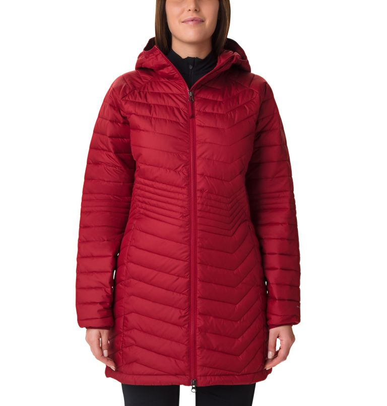 Women's Powder Lite™ Mid Jacket Women's Powder Lite™ Mid Jacket, front