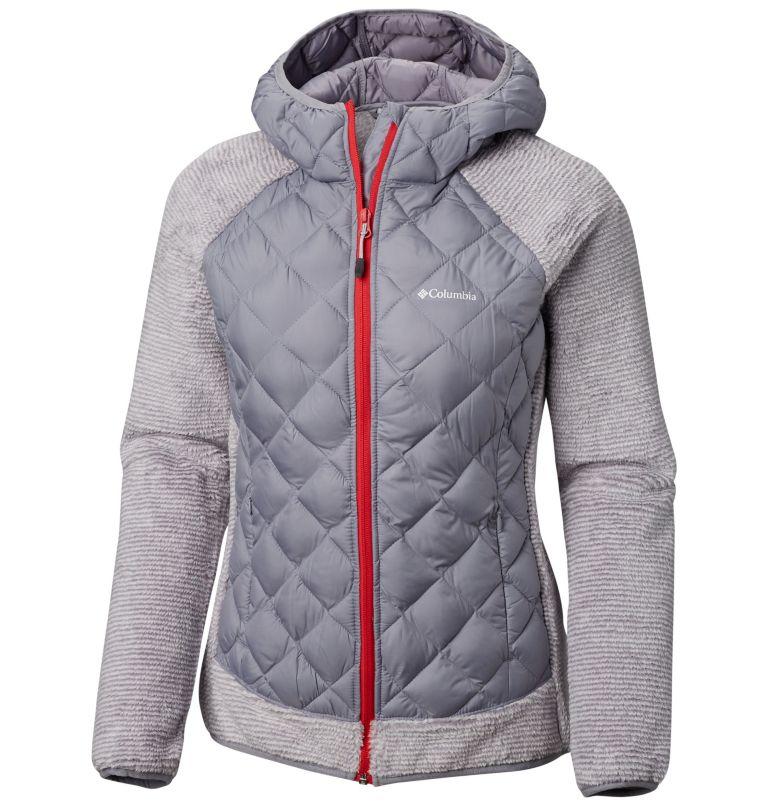 Women's Techy Hybrid™ Fleece Women's Techy Hybrid™ Fleece, front