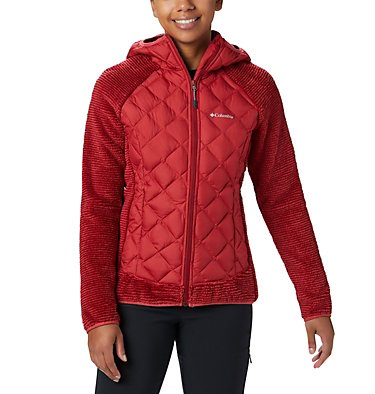 Techy Hybrid™ Fleece für Damen , front