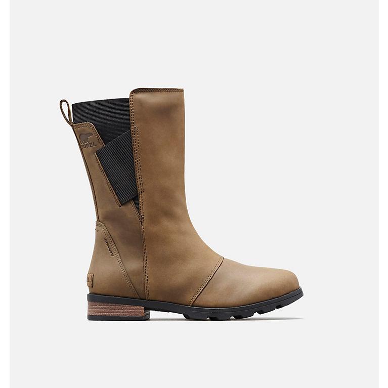 f5a40d5cd504 Women s Emelie Mid Waterproof Leather Mid Rain Boot