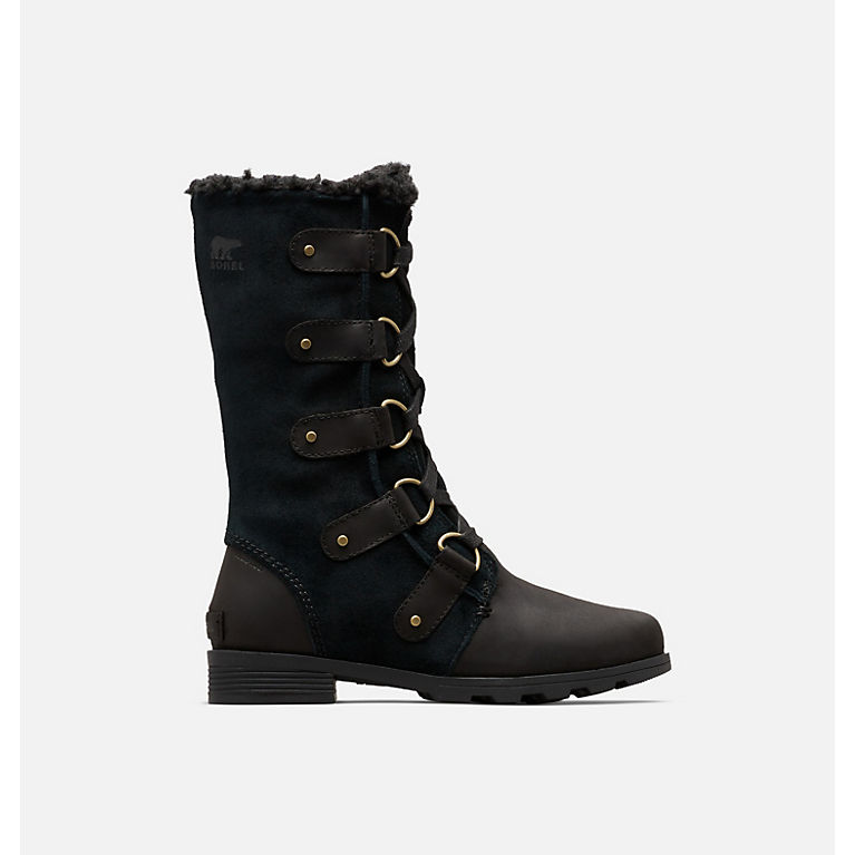 ff52bed2e1b860 Women's Emelie Lace Up Insulated Waterproof Leather And Suede Boot ...