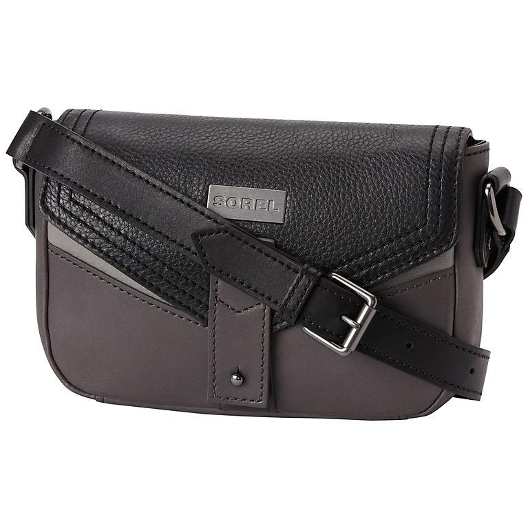 16108279f7 SOREL Women s Small Crossbody Leather Purse Handbag