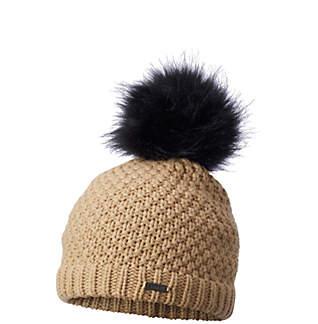 Berretto SOREL™ Cozy Knit Faux Fur Pom da donna