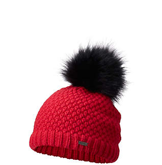 Women's SOREL™ Cozy Knit Faux Fur Pom Beanie