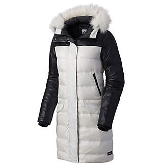 Women's Tivoli™ Long Down Jacket
