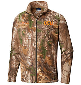 Men's Collegiate Flanker™  Camo Fleece