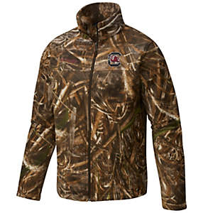 Men's Collegiate Flanker™ II Full Zip Fleece - South Carolina