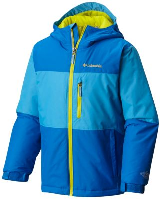 Boys' Magic Mile™ Jacket at Columbia Sportswear in Oshkosh, WI | Tuggl
