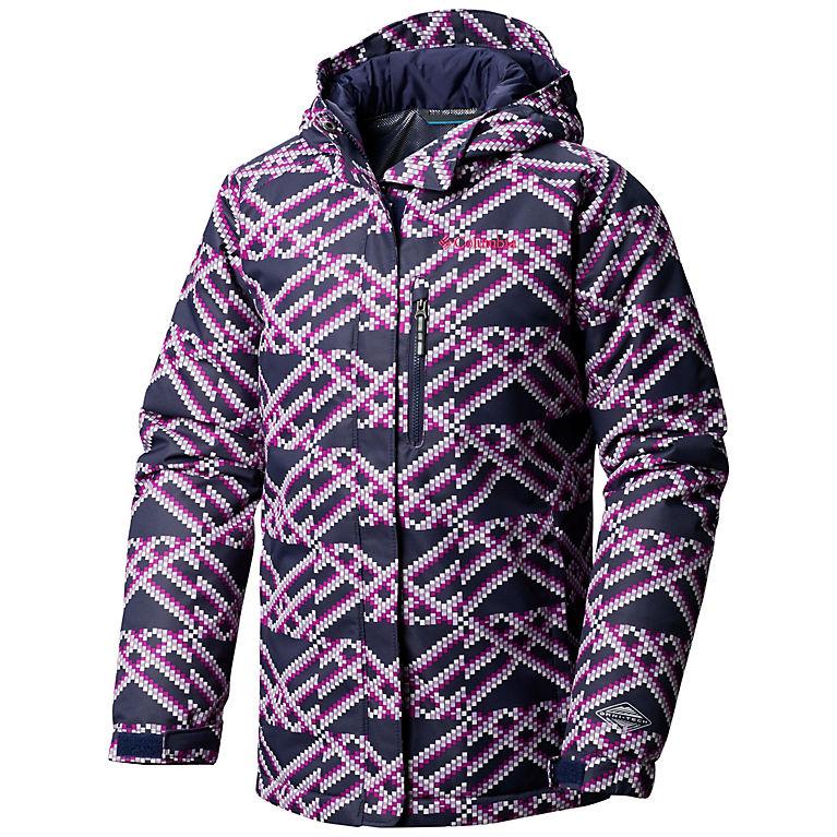 7bfa0a210 Girls  Magic Mile Waterproof Insulated Jacket