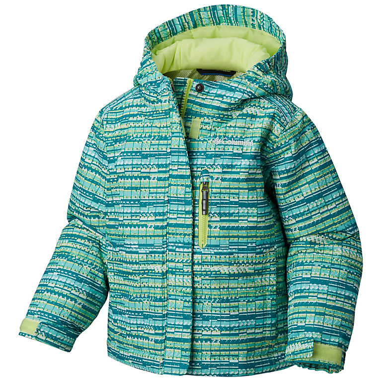 1a91d325c Girls  Toddler Magic Mile Waterproof Insulated Jacket