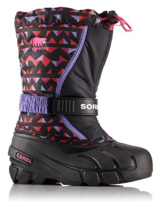 Children's Flurry™ Print Boot