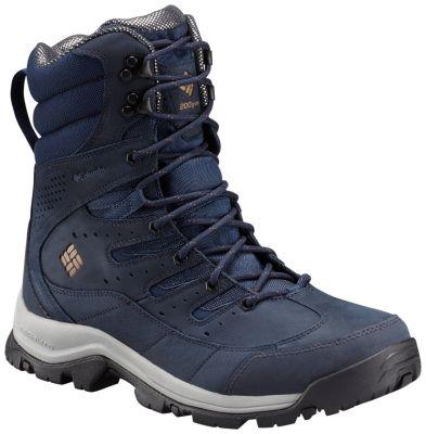Men's Gunnison™ Plus Leather Omni-Heat® Boot at Columbia Sportswear in Oshkosh, WI | Tuggl