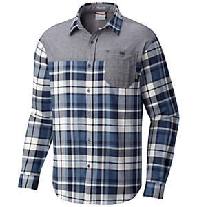 Men's Deschutes River™ Yarn Dye Long Sleeve