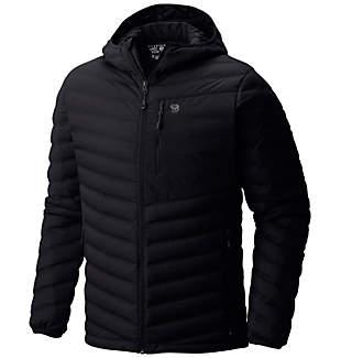 Men's StretchDown™ Hooded Jacket