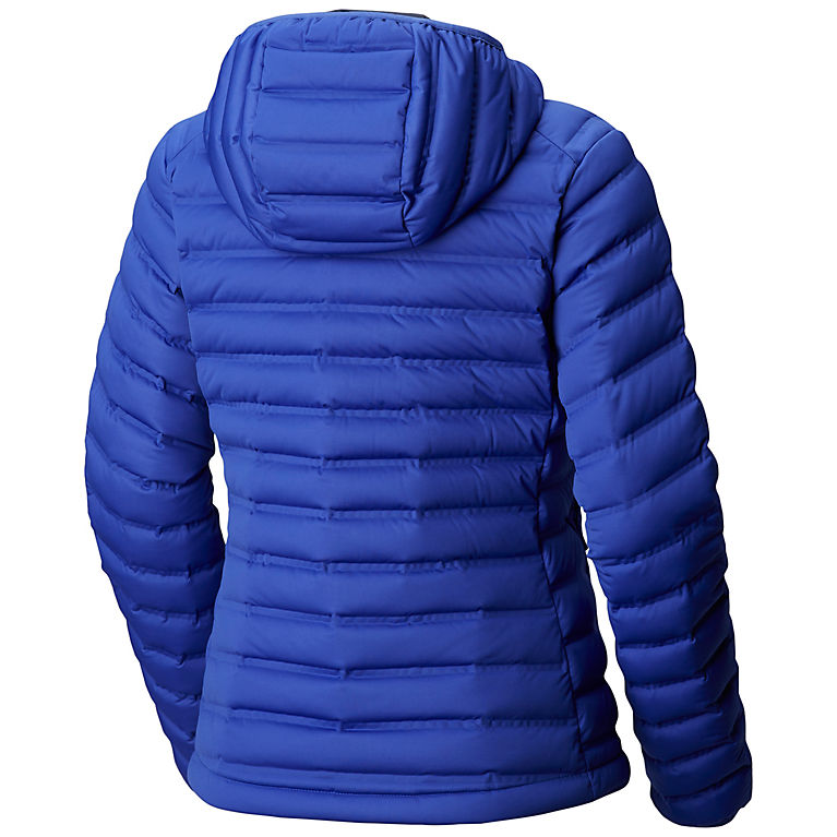 5161abf7941 Blue Print Women s StretchDown™ Hooded Jacket