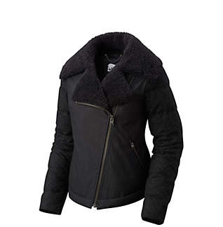 Women's Tivoli™ Moto Down Jacket