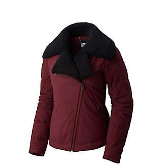 Manteau en duvet Tivoli™ Moto pour femme