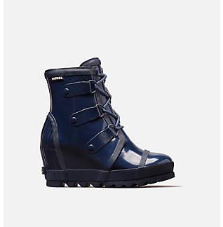 Women's Joan™ Rain Wedge Gloss Boot