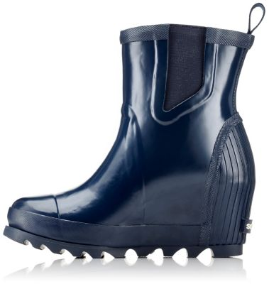 Women's Joan™ Rain Wedge Chelsea Gloss Boot