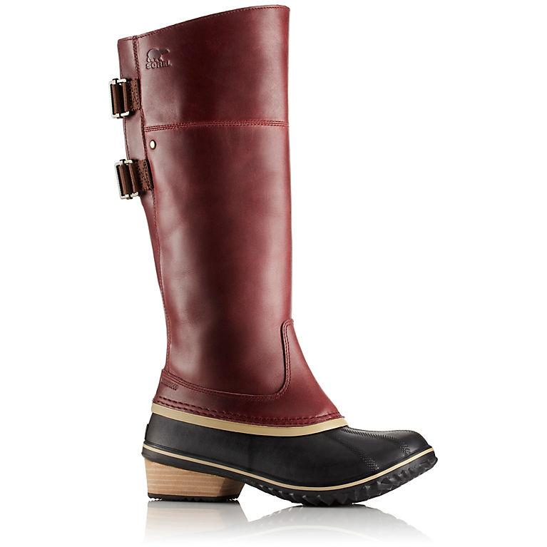 561bfbbf9332 Women s Slimpack Riding Tall II Waterproof Leather Insulated Rain ...
