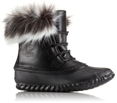 Sorel Boot Liners >> Women's Out 'N About™ Fur Lux Boot | SOREL