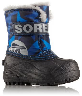 Children's Snow Commander™ Print Boot