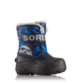 Toddler's Snow Commander™ Print Boot