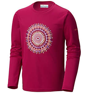 Girl's Auroras Lights™ Long Sleeve Tee