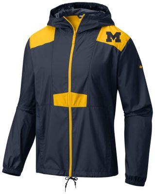 Collegiate Flashback™ Windbreaker - Michigan | Tuggl