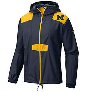 Collegiate Flashback™ Windbreaker - Michigan