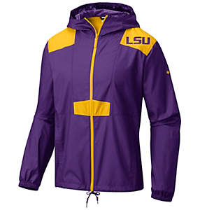 Collegiate Flashback™ Windbreaker - LSU