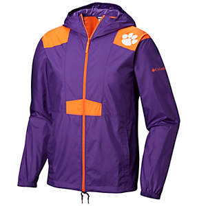 Men's Collegiate Flashback™ Windbreaker - Clemson