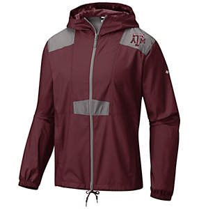 Collegiate Flashback™ Windbreaker - Texas A&M