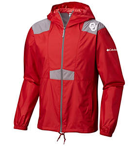 Men's Collegiate Flashback™ Windbreaker - Oklahoma