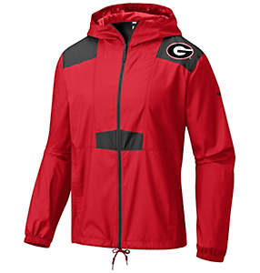 Collegiate Flashback™ Windbreaker - Georgia