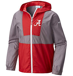 Collegiate Youth Flashback™ Windbreaker - Alabama
