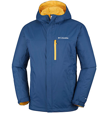 Men's Pouring Adventure™ II Jacket , front