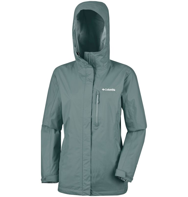 Pouring Adventure™ II Jacket | 337 | S Giacca Pouring Adventure II da donna, Pond, a1
