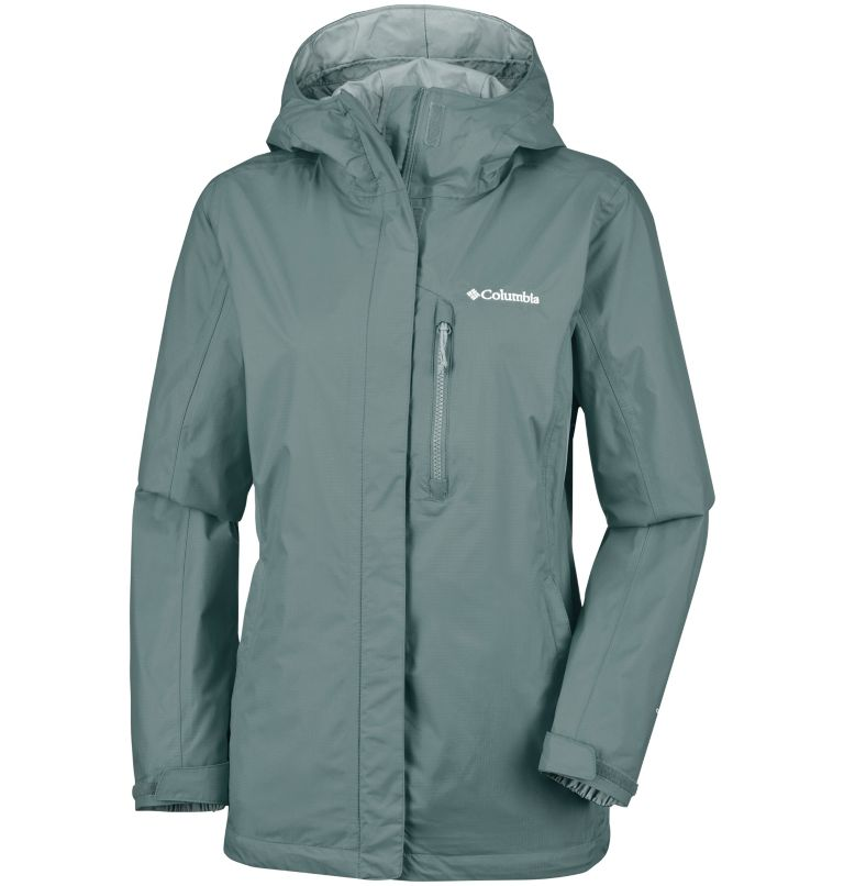 Pouring Adventure™ II Jacket | 337 | S Giacca Pouring Adventure II da donna, Pond, front