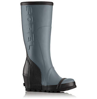 Women's Joan™ Rain Wedge Tall Felt Boot