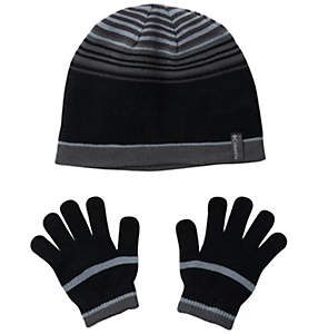 Kids' Hat and Glove Set