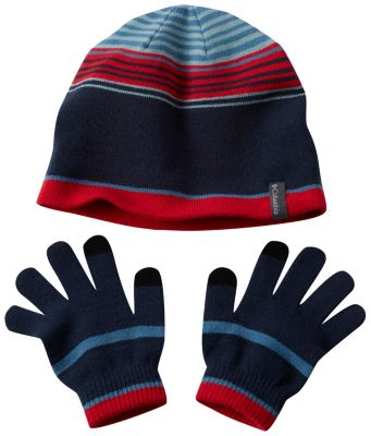 Youth Hat and Glove Set™ at Columbia Sportswear in Oshkosh, WI | Tuggl