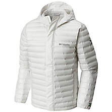 Mens OutDry Ex Eco Down Jacket (White Undyes)