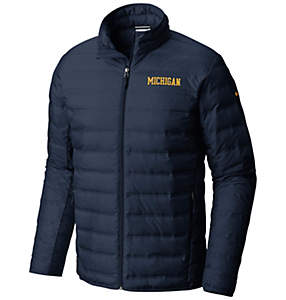 Men's Collegiate Lake 22™ Jacket - Michigan