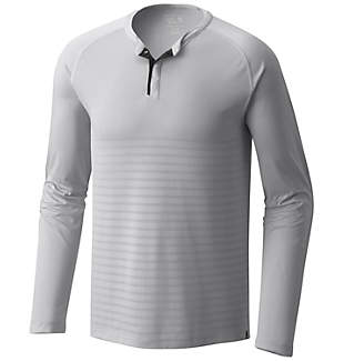 Men's MHW VNT™ Long Sleeve Henley